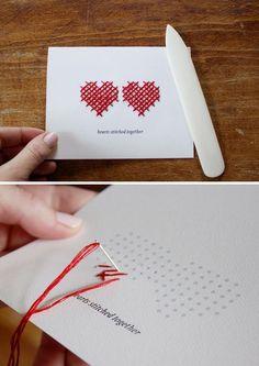 convite coração