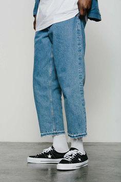 fraye hem jeans men
