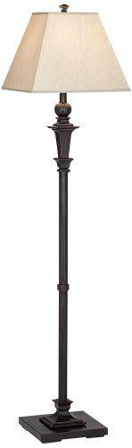 Amazing Madison Italian Bronze Floor Lamp