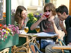 Tatiana Santo Domingo Photos - Charlotte Casiraghi does some shopping with her brother Andrea Casiraghi, his girlfriend Tatiana Santo Domingo, and her boyfriend Felix in St. Remy de Provence, Southeast France.  The princess got some new sunglasses and her boyfriend picked her up a bouquet of fresh cut flowers. - Casiraghi Siblings Shopping