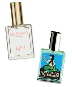 I NEED THIS PERFUME!  These Mermaid-Inspired Perfumes Will Inspire You to Channel Your Inner Siren  #InStyle