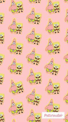 Wallpaper Bob Esponja Patrick In 2019 Spongebob within The Brilliant Spongebob and Patrick Wallpapers Backgrounds - All Cartoon Wallpapers Spongebob Iphone Wallpaper, Cartoon Wallpaper Iphone, Disney Phone Wallpaper, Homescreen Wallpaper, Iphone Background Wallpaper, Best Iphone Wallpapers, Cute Cartoon Wallpapers, Pretty Wallpapers, Aesthetic Iphone Wallpaper