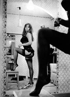 "vintageelegantbeauties:  "" pinups-gogo:  "" Sophia Loren, 1963  ""  Yesterday, Today and Tomorrow 1963.  """