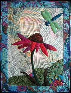 Wow quilting!