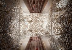 City of Dreams Hotel Tower by Zaha Hadid Architects