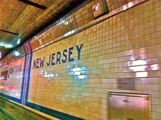 New York/New Jersey Border