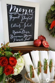 Host A Holiday Brunch
