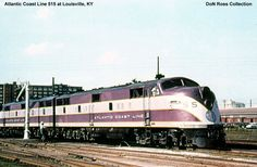 Atlantic Coast Line 515, E6A, Class DEP, was built in January 1941, #1155, FN E335-A14. It became SCL 515 in July 1967 and sold to Precision Engineering Co. It was scrapped in April 1970.