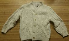 Vintage 60's Sears Pooh line Girls Sweater 4T in Clothing, Shoes & Accessories, Vintage, Children's Vintage Clothing | eBay