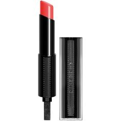 Givenchy Rouge Interdit Vinyl (1,775 DOP) ❤ liked on Polyvore featuring beauty products, makeup, lip makeup, lipstick, givenchy lipstick, lip gloss makeup, glossy lipstick, hydrating lipstick and shiny lipstick