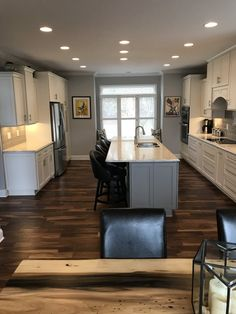 The Best In Kitchen Remodeling – Open Kitchen Designs Homecrest Cabinets, Paint Countertops, Kitchen Design Open, Kitchen Sale, French Vanilla, Rococo, Knife Block, Kitchen Remodel, Spice