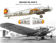 Ww2 Aircraft, Fighter Aircraft, Military Aircraft, Fighter Jets, Spanish Air Force, Aircraft Painting, Experimental Aircraft, Ww2 Planes, Military Equipment