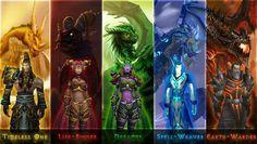 Dragon Aspects