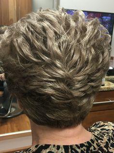 Thick Short Hair Cuts, Pretty Short Hair, Short Choppy Hair, Short Hairstyles For Thick Hair, Short Grey Hair, Short Hair With Layers, Permed Hairstyles, Short Hair Cuts For Women, Hair Styles 2014