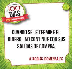 Día #63: Presupuesto #100dias100mensajes #finanzaslatinos