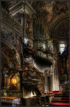 Church of St. Andrew's , Krakow, Poland by JerzyW, via Flickr