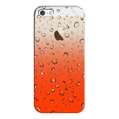 Red Raindrops - iPhone 6s Case,iPhone 6 Case,iPhone 6s Plus... ($35) ❤ liked on Polyvore featuring accessories, tech accessories, phone cases, phone, cases, cover, iphone case, slim iphone case, red iphone case and clear iphone cases