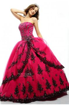 2016 Quinceanera Dress #red #quinceanera #sweet15 #fashion