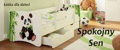 Znalezione obrazy dla zapytania łóżko dziecięce białe