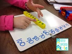 Quick tips to help kids review counting & number identification!