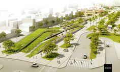 Mader Arquitetos Associados - Arquiteto Porto Alegre - RS - Brazil - Arquitetura Residencial - Escritorio de Arquitetura — Santa Catarina Public Market Square