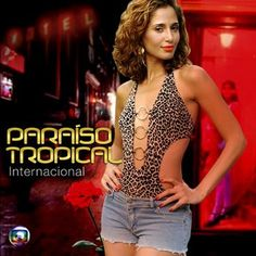 paraiso tropical - capa do cd.....