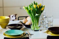 Mamma rimpuilee: Kevät kattaen tulevi! Ja Koko-arvonta myös!