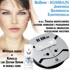 BIO DERM BD100 - kombajn - Biomak - producent sprzętu kosmetycznego Beauty Salons, Cooking Timer, Serum, Therapy, Beauty Room, Beauty Bar