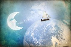 Poster | TIME FOR ADVENTURE von Christian Schloe | more posters at http://moreposter.de