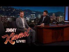 Ryan Gosling on Jimmy Kimmel Live May 2016   POPSUGAR Celebrity UK