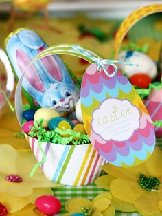 Wants and Wishes: Party planning: easter