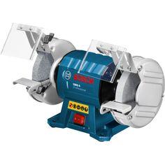 Touret à meuler Bosch PRO GBG 6 Professional machine outillage Bosch Bleu…