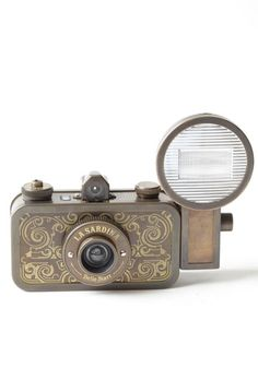La Sardina Camera Set by @Lomography $199