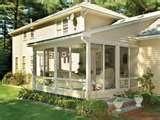 diy screened in porch - Bing Images