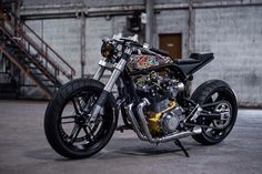 Totally Radical: Ed Turner's Suzuki GSX1100 | Bike EXIF