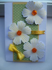 April 4, 2013 by mrsbeezstampin   Spring is in the Air – SUO #67
