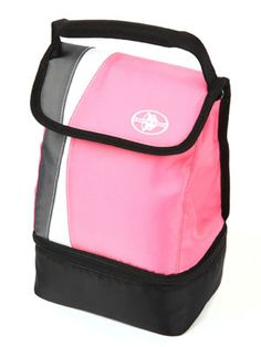Arctic Zone's Lunch Bag Plus ($8.99) clips to attach to a backup, so your little one won't leave it behind.
