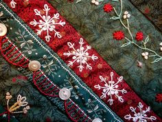 Holiday Stitches « Sew,Mama,Sew! Blog