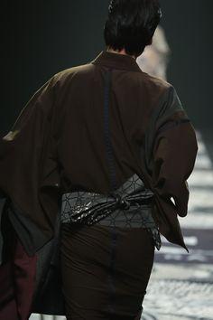 画像: 44/89【JOTARO SAITO】 Japanese Fabric, Japanese Kimono, Japan Fashion, Mens Fashion, Modern Hanbok, Male Kimono, Japanese Costume, Asia, Ethnic Outfits