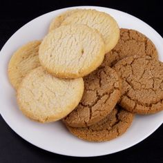 Grandma's Molasses Old Fashioned Soft Molasses Cookies Recipe