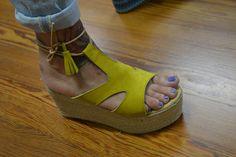 How to make your own diy platforms sandals seminar - Ασκαρδαμυκτί εργαστήρι ελευθέρων σπουδών