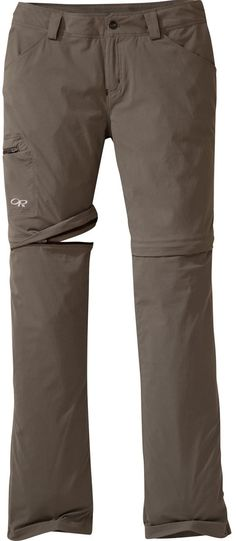 Outdoor Research Women's Equinox Convert Pants (2015)