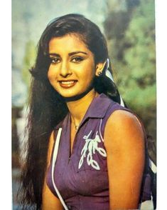 Bollywood Cinema, Bollywood Actress, Beautiful Girl Indian, Gorgeous Women, Poonam Dhillon, Indian Princess, Miss India, Vintage Bollywood, She Movie