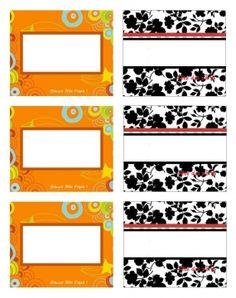 ETIQUETTES CADEAUX IMPRIMABLES BONNE FETE PAPA Papier Autocollant Photo Cartes Gratuites A Imprimer