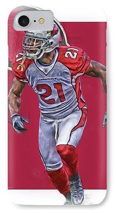 3db0f4223d2e Patrick Peterson Arizona Cardinals Oil Art IPhone 7 Case for Sale by Joe  Hamilton