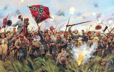 'Hell for Glory (Pickett's Charge)' Keith Rocco
