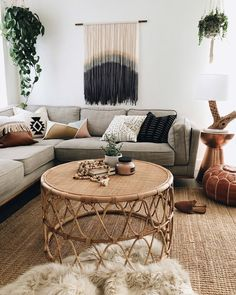Bohemian Decor 60 Bohemian Home Decor Ideas with Personality Boho Living Room, Home And Living, Living Room Decor, Bedroom Decor, Living Room Inspiration, Bohemian Decor, Diy Home Decor, Decoration, Decor Ideas
