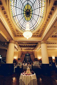 Amazing venue!  Victoria Room at the Royal Automobile Club of Australia in Sydney