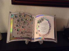 Keepsake Bookatrix board  Tattered Lace Blossoms Card Book, I Card, Girl Boards, Shape Books, Glitter Girl, Crafts To Make, Card Making, Wedding Day, Shapes