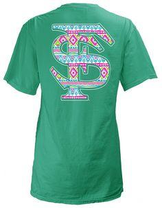 Florida State University FSU Aztec Print T-Shirt #beallsflorida #gonoles